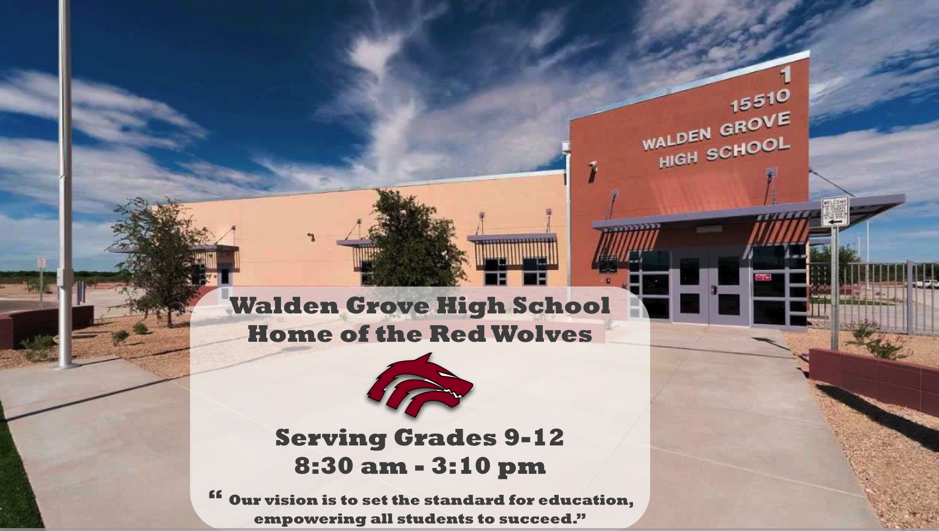 Walden Grove High School