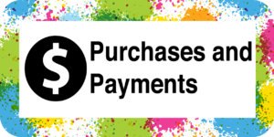 Purchases and Payments